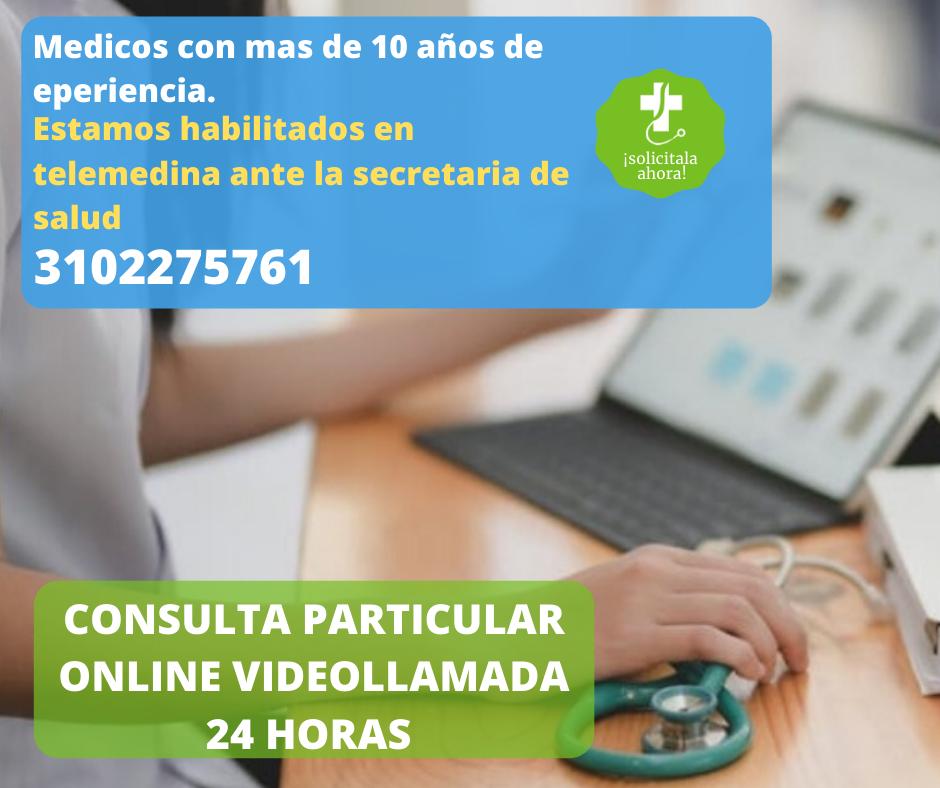 consulta medica online 24 horas forjar salud